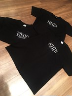 REAL HOMME BASIC TEE(BLK)