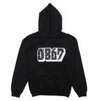 0867 / Pullover Hoodie / Blockbuster / Black