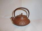 鉄瓶(桜) iron kettle(cherry blossoms)(No16)