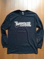 """90s RESPECT"" L/S T-Shirts BLACK"