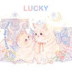 天使猫【Lucky】特殊インク 剥離紙