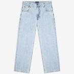 Pleated Jean(Light Wash)