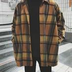 ビッグシルエットスプリングコーチジャケット  韓流コーデ 韓国風