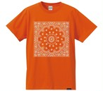 GrooveT(ORANGE) Paisley Big Box