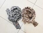 FENレオパードスカーフマフラー スカーフ 韓国ファッション