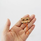 Necklace カセットテープ
