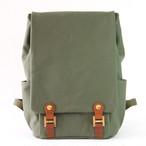 H.T Backpack L オリーブ