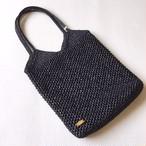 キラキラトートバッグ『Chianti』ブラック