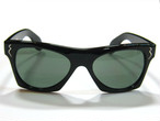 "Shady Spex ""New York Night Train"" sunglasses, Shiny Black"