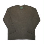 BROWN by 2-tacs / BAA#1  CREW L/S