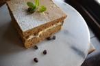 珈琲のケーキ