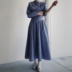 """SEREI"" vintage embroidery dress"