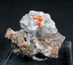 自主採掘!アリゾナ産 モリブデン鉛鉱  Wulfenite 11,6g WF018 天然石 鉱物 標本 原石