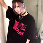 【BLOOD FAMILY SHOW】T-SHIRTS【BLACK】