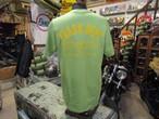 TRASH DEPT オリジナルロゴ Tシャツ / キウイ
