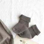scallop socks