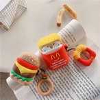 【オーダー商品】Food airpods case