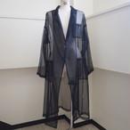 【RehersalL】mesh coat(black) /【リハーズオール】メッシュコート(black)