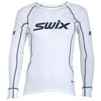 SWIX(スウィックス) レースボディー LS 長袖 メンズ 40411-00000 ベースレイヤー ボディ メンズ インナー 登山 トレッキング フィットネス ランニング ウェア