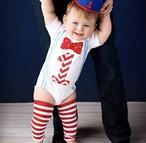 ベビー服 お誕生日に✨ 1歳 お祝い ロンパース