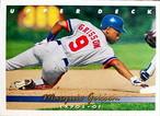 MLBカード 93UPPERDECK Marquis Grissom #356 EXPOS