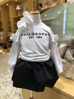Philosophy トレーナー