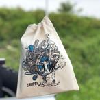 CAMPS 巾着袋【リアルオフローダー】