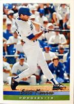 MLBカード 93UPPERDECK Eric Karros #385 DODGERS