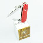 Victorinox リクルート ビクトリノックス キャンプ用品 BBQ 登山 万能ナイフ ナイフ スモールブレード ツースピック ツールナイフ victorinox-054