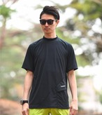 Sato SS Mock Neck: Color Black