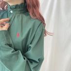 Ralph Laurenリメイクシャツ(elie)