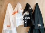 4日間限定!パパママ予約 4700円+税 親子ペアルック LINK by mille ORIGINAL PRINT tee