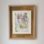タナベサオリ「旅猫と星とふくろう森」