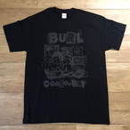 Come On Boy Tee(Black/Gray)