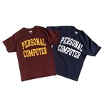【5月23日(木) 21時より販売開始】mas. / PERSONAL COMPUTER UNIVERSITY Purchase Heavy Weight Tee