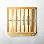 <Found & Made> Band Weaving Reed - Double Slot Heddle 9pattern / バンド織りリード 9パターン ダブルスロットへドル