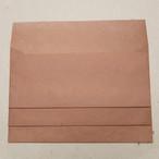 柿渋ビジネスレター封筒(3枚/1セット)