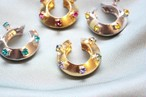 swarovski ring earcuff