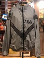 us.army トレーニング ナイロンジャケット ミリタリー  USA アーミー