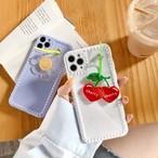 【オーダー商品】Cherry flower iphone case