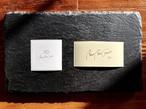 ビアバル ガレット 5周年記念ステッカー2枚セット