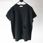 TULLE SWITCHING TEE / WOMEN