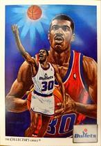 NBAカード 91-92UPPERDECK CHECKLIST #74 BULLETS