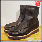 Leather Shors/LBB-002(Moccasin Boots)