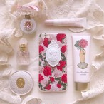 Damask rose iPhone case