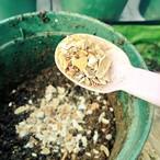 カニガラ配合肥料