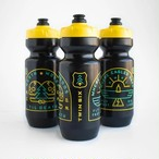 """Twin Six""   T6 Bottle (Race Club Du Nord Bottle Aqua)"