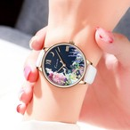 Kimio AF-Z1003 Lupus(Black×White) レディース腕時計