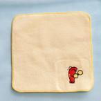 えび天 刺繍タオル