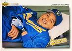 MLBカード 92UPPERDECK Jaime Navarro #633 BREWERS